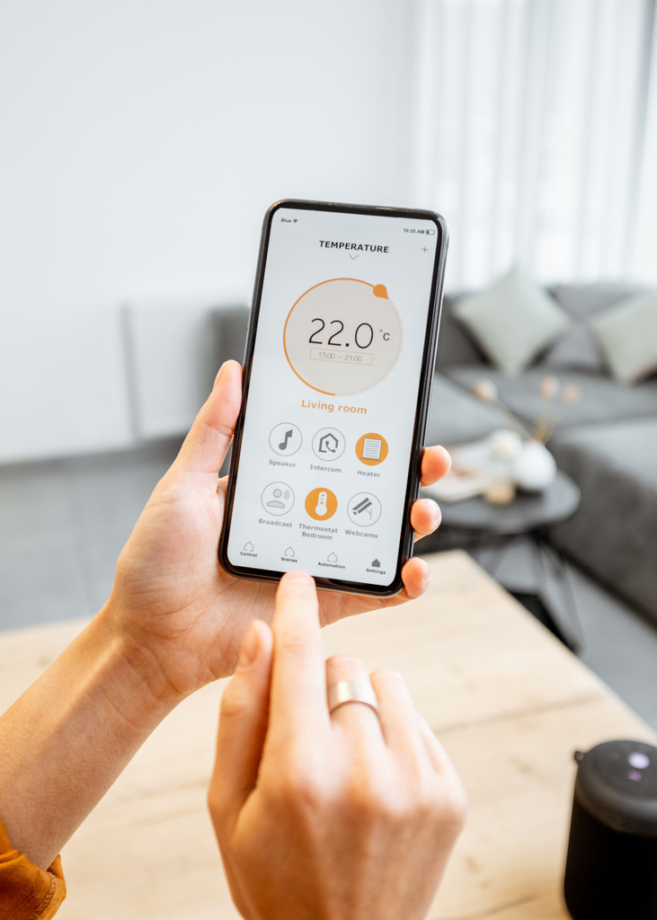 Smart Home, Умен дом